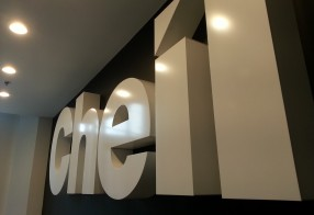 Cheil Office Signage